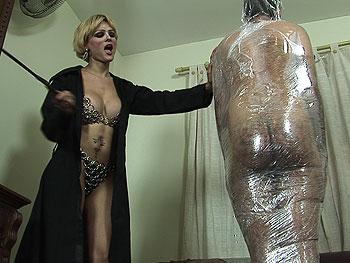 Bit tgirl bondage gallery gifted